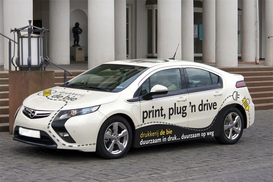 Nieuwe Top 10 zuinige auto's CNG