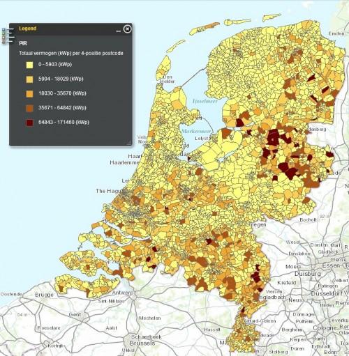 Helft van Nederlanders staat positief tegenover energie-initiatieven