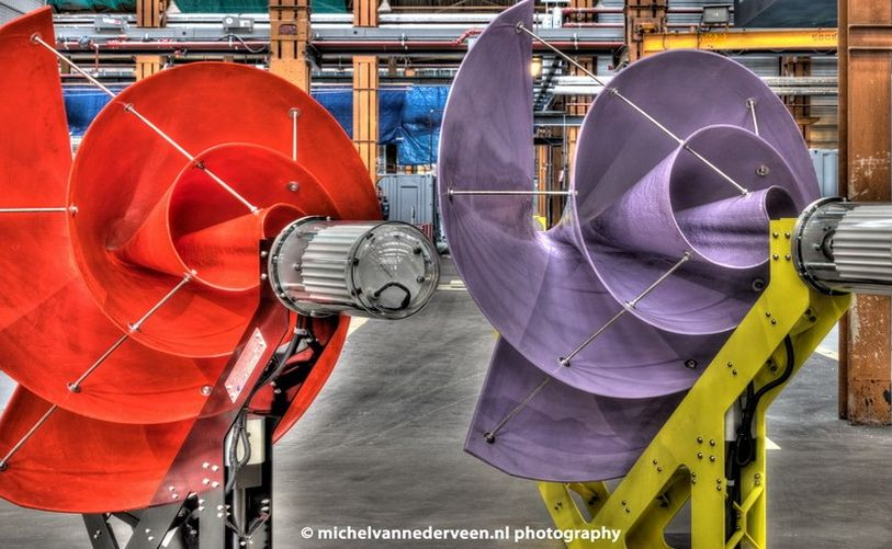 De Liam F1 Wind Turbine