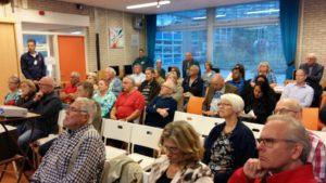 Veel interesse voor energiebesparing tijdens bijeenkomst Amerikaanse- en Scandinavische buurt