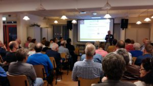 Grote opkomst bijeenkomst Molenbuurt over energiebesparing
