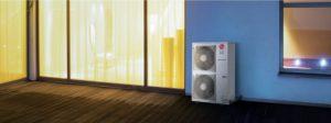 Hoe werkt een warmtepomp?