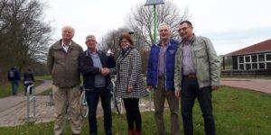 Het Energie Collectief Capelle wint de Doorzettersprijs 2018 !