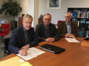 Oprichting Coöperatie ZonKracht Capelle U.A.