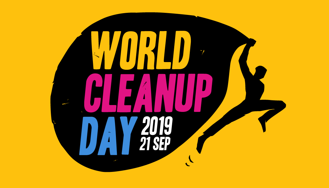 Doe mee aan World Cleanup Day!