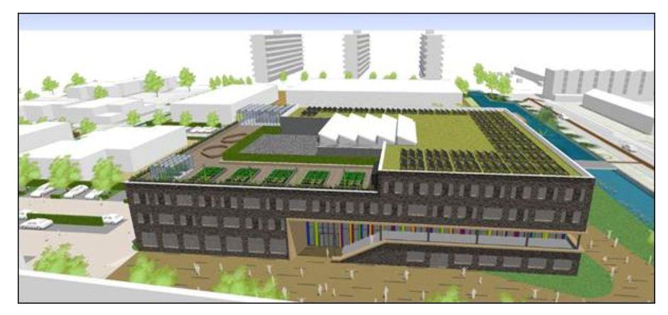 IJsselcollege installeerde zonnepanelen